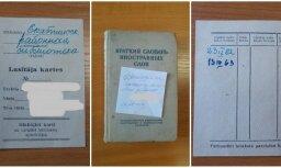 Ar 55 gadu novēlošanos Jēkabpils bibliotēkā nodota kāda grāmata
