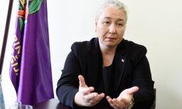 Atlūgumu iesniegusi Bērnu tiesību aizsardzības inspekcijas vadītāja Kronberga