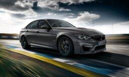 'BMW M3' visjaudīgākajā versijā 'CS'