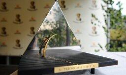 Izrāžu skatē ārvalstu auditoriju iepazīstinās ar 'Spēlmaņu nakts' balvas nominantiem