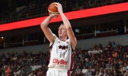 Šmits sasniedz personisko rekordu Spānijas augstākajā basketbola līgā