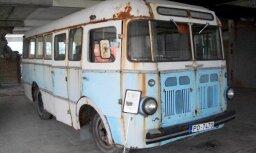 Fotoreportāža: Reiz šeit ražoja slavenos mikroautobusus 'Latvija'