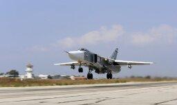 Направо и налево. Кого на самом деле бомбят ВВС России в Сирии