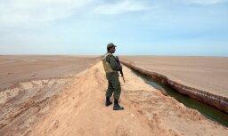 Тунис отгораживается 200-километровой стеной от Ливии