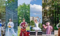 Atklās Simtgadei veltītu pasākumu ciklu 'Tā daļa manas Rīgas'