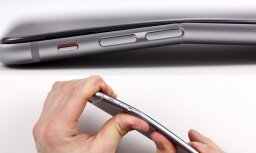 ВИДЕО: Apple iPhone 6 легко гнется, бьется и НЕ заряжается в микроволновке