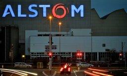 Francijas koncerns 'Alstom' pēc Lielbritānijas tiesas lēmuma samaksājis Lietuvai 13 miljonu eiro kompensāciju