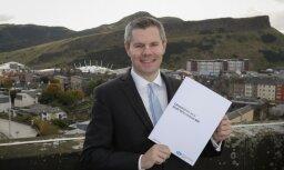Шотландия начала подготовку к референдуму о независимости