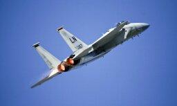 Истребители НАТО совершат тренировочные полеты над Эстонией
