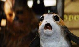 Jaunākās 'Zvaigžņu karu' filmas kases ieņēmumi pārsnieguši miljardu dolāru