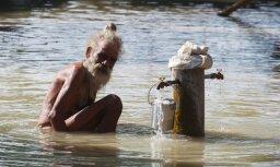 ФОТО: Наводнение в Индии побило все рекорды