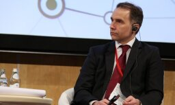 Lietuvas satiksmes ministrs: Cerams, ka jaunajam 'Rail Baltica' vadītājam veiksies labāk