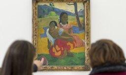 Pasaulē dārgākā glezna pārdota par 90 miljoniem lētāk, nekā iepriekš ziņots