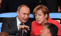 Опрос: Большинство немцев за сближение с Россией