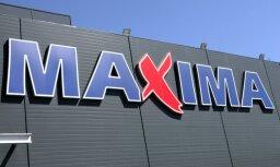 LTV7: в одном из магазинов Maxima по потолку пошли трещины