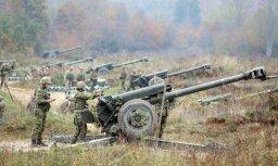 Foto: Horvātu armija mācībās 'Velebit 18' demonstrē savas spējas
