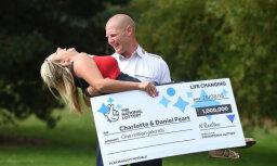Женщина пошутила о выигрыше в лотерею и получила миллион