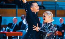 Latvijas pāri iekļūst astotdaļfinālā pasaules čempionātā Latīņamerikas dejās