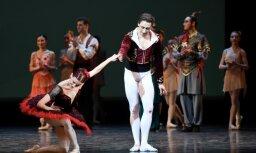 Foto: Ar pirmklasīgiem priekšnesumiem aizvadīts Baltijas baleta festivāla Galā koncerts