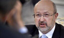 Генсек ОБСЕ сократил визит в Москву после подрыва наблюдателей в ЛНР