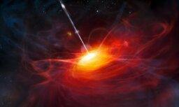 Найден ярчайший объект в ранней Вселенной