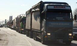 ATD: 'Brexit' ietekmi uz kravu pārvadājumiem ir grūti prognozēt
