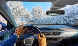 Vai tavs auto jau ir gatavs ziemas sezonai?
