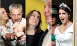 Nedēļas trakumi: vēlēšanu nakts atskaņas, Kaimiņa pavadone, karaliskās kāzas