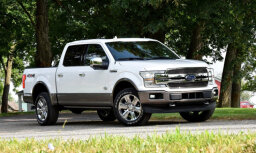 'Ford' Ziemeļamerikā atsauc divus miljonus pikapu