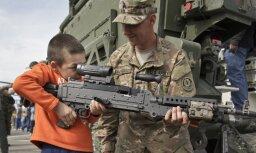 Каждый второй американский военный уверен в приближении войны