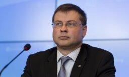 """Домбровскис: """"Единство"""" должно вернуться к своим корням"""