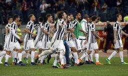 'Juventus' septīto gadu pēc kārtas kļūst par Itālijas čempioniem futbolā