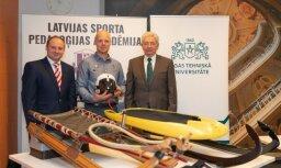 RTU UN LSPA ar kopīgu sadarbību veicinās sporta tehnoloģiju attīstību Latvijā