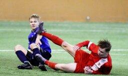 Foto: Zemgales U-15 puiši uzvar pirmajā LFF Futbola akadēmijas reģionālo izlašu turnīrā