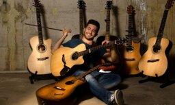 Rīgā viesosies akustiskās ģitārspēles virtuozs Luka Strikanjoli