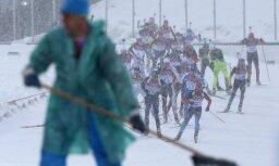 Biatlonistu 'dopinga prasības' IBU: miljonu sodi, kvotu atņemšana un olimpiskā diskvalifikācija