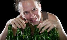 Paģiru lāpīšanas kartē latvieši atzīti par lieliem dzērājiem