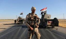 """Армия: Ирак """"полностью освобожден"""" от террористов """"Исламского государства"""""""