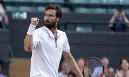 Gulbis sasniedz noslēdzošo kvalifikācijas kārtu Stokholmas tenisa turnīrā