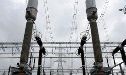 Novērsta lielākā daļa negaisa izraisīto elektrotīkla bojājumu