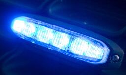 """На Бауском шоссе столкнулись фура и две """"легковушки"""": двое пострадавших"""