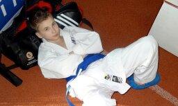 Karatists Gaiduks izcīna bronzas medaļu Eiropas čempionātā kadetiem