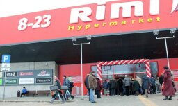 Simtiem laimētu televizoru: 'Rimi' kļūdas pēc virknei pircēju izsniedz maldinošus čekus
