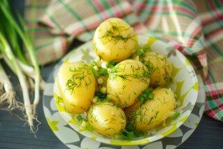 Jauno kartupeļu prieki klāt – šarmanti vienkāršas idejas garšas kārpiņu palutināšanai