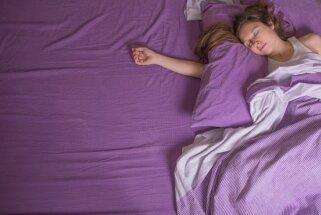 Izplatīti iemesli, kāpēc tu nevari labi izgulēties