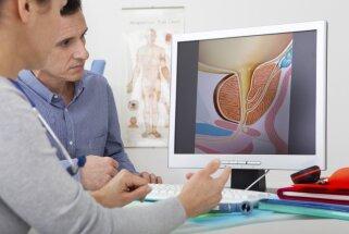 Aizvien vairāk vīriešu mirst no ielaista prostatas vēža. Aicina pārbaudīties