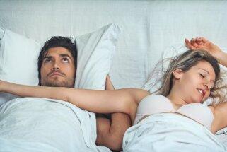 Что многие пары не говорят о своей сексуальной жизни?
