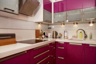 Krāsas virtuvē: apetīti rosinošas, mājīgas un ēst gatavošanai labvēlīgas