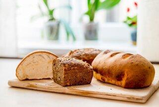 Kā apkaltušu maizes klaipu atkal padarīt mīkstu