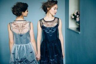 ФОТО: Латвийская марка ZIB* представила новую коллекцию одежды